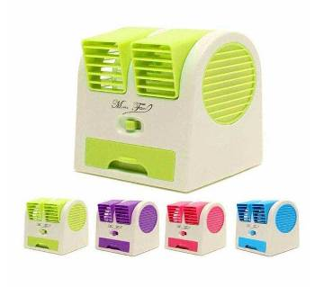 usb mini air cooler with free usb light