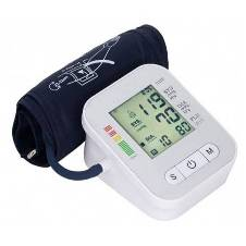 Electronic Blood Pressure Monitor Sphygmomanometer