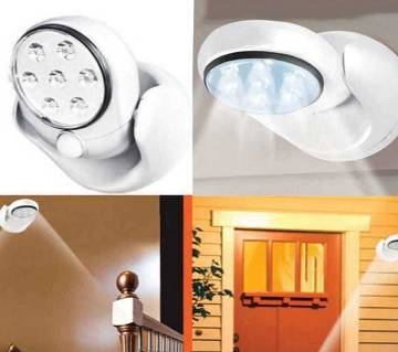 LED MOTION-ACTIVATED LIGHT