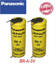 Panasonic Industrial lithium battery