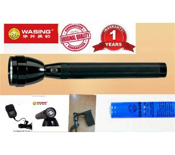 Wasing waterproof rechargeable torchlight