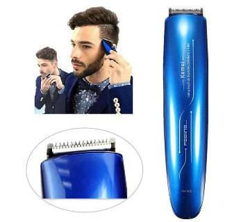 Kemei rechargeable beard trimmer