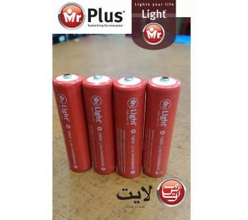 Mr. light rechargeable Li-ion battery