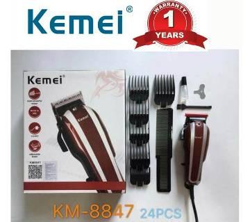 kemei electric hair clipper