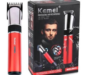 Kemei professional beard trimmer