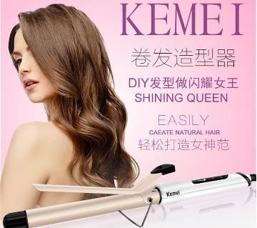 kemei hair curling