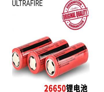 Ultrafire রিচার্জেবল Li-ion ব্যাটারি