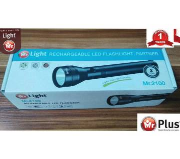Mr Light Rechargeable Torch Light