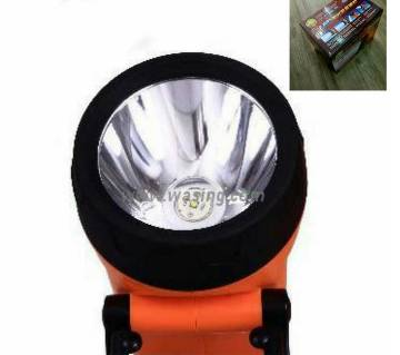 Wasing rechargeable spotlight