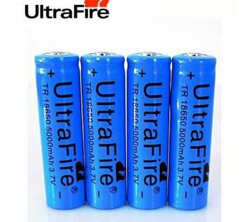 Ultrafire rechargeable Li-ion battery