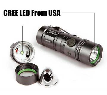 Smallsun Waterproof Small Flashlight