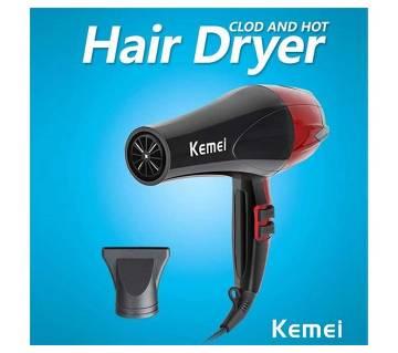 kemei hair dryer