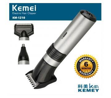 kemei 3 in 1 hair clipper