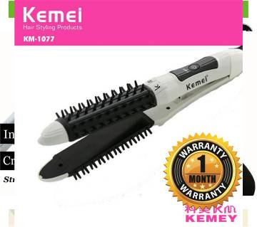 kemei 2in1 hair styler