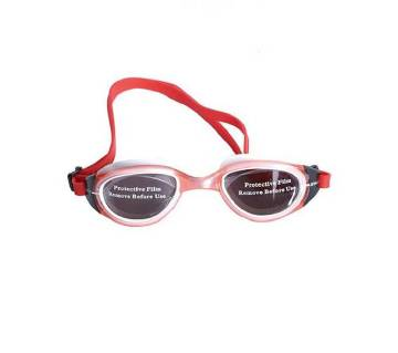 Super K Swimming Goggle Adult - Red