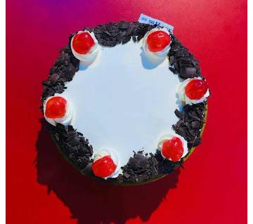 Black Forest Cherry Cake (500 gm)