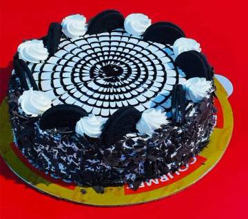 Oreo Black Forest Cake (800gm)