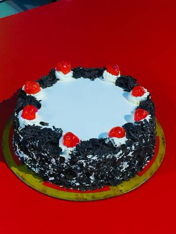 Black Forest Cake (800gm)