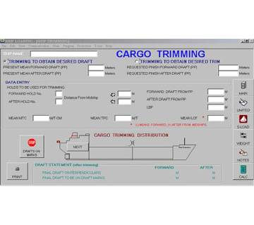 Cargo Management System Software