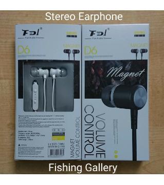 Fun Audio Earphone Stereo