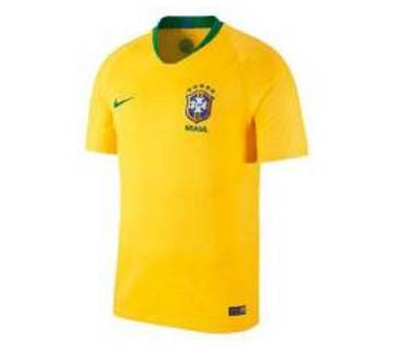 Brasil World Cup Home Jersey 2018 - (Copy)