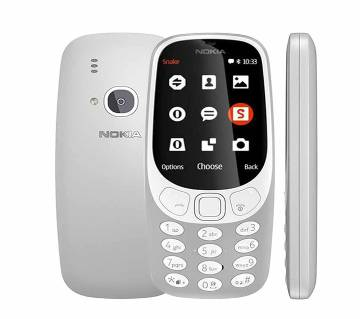 Nokia 3310 Phone (2017) Gray