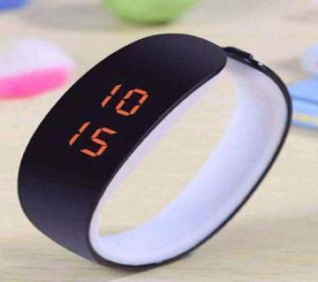 Stylish Silicon Led Watch