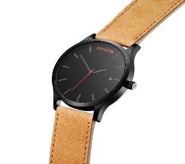 MVMT Gents Wrist Watch (Copy)-Black & Brown