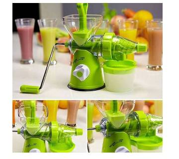 Manual Fruit And Vegetable Juice Maker