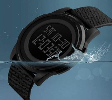 SANDA Military Quartz Sport Digital Watch