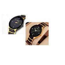 Rado couples Wrist Watch Combo - Copy