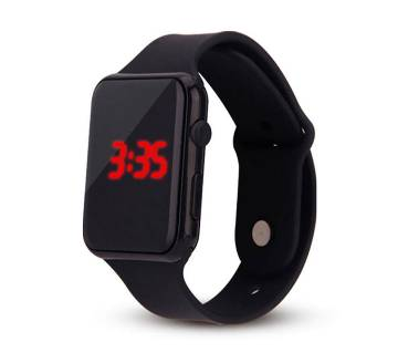 New Style Digital Watch black