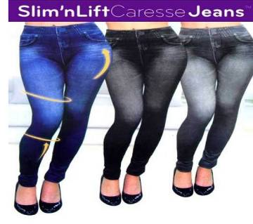 SLIM N LIFT CARESSE JEANS