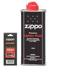 Zippo FLUID can, WICK pack - Combo Offer