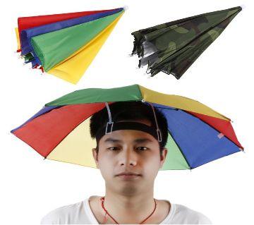 Head umbrella for kids & adults