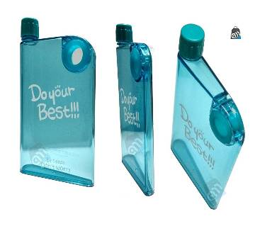 Notebook Water Bottle 380ml