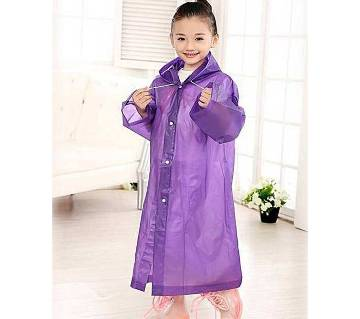 CHINA rain coat for kids