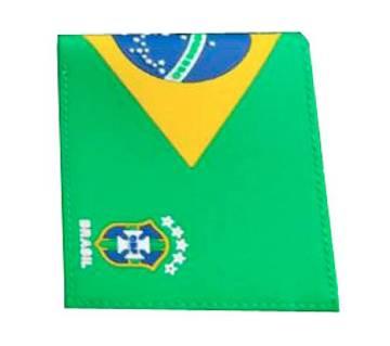 Brazil ফ্ল্যাগ ওয়ালেট