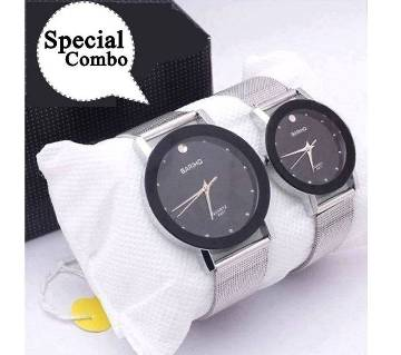 Bariho Couple Watch Combo offer