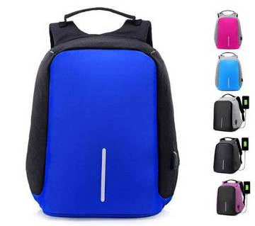 anti theft backpack- with USB charging port