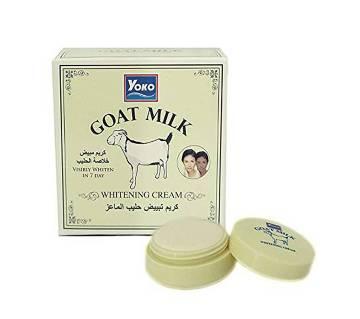 YOKO Goat Milk Whitening Cream - 4 gm