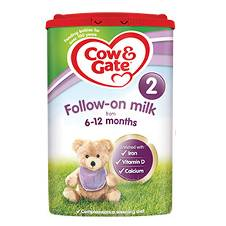Cow & Gate Follow-on Milk - 800gm
