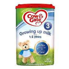 Cow & Gate Growing Up Milk - 800gm