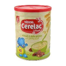 Nestle Cerelac Infant Cereal Wheat & Fruit Pieces - 1Kg