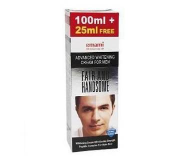 Emami Fair & Handsome Advanced Whitening Cream-125g (India)