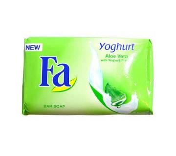 Fa Yoghurt Aloe Vera Cream Soap - 125 gm (UAE)