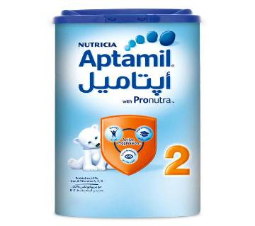 Aptamil 2 Follow On Formula Milk - 400gm (Poland)