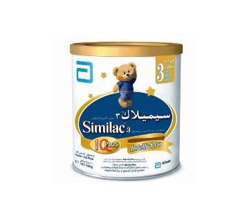 Similac-3 Intelli Pro Milk Powder - 400gm (Ireland)