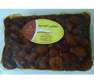 Kingdom Khalas Al-Qaseem Dates - 1kg