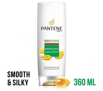 PANTENE Smooth & Silky Conditioner - 360ml